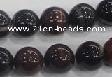 CAA218 15.5 inches 14mm round dreamy agate gemstone beads