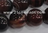 CAA221 15.5 inches 20mm round dreamy agate gemstone beads