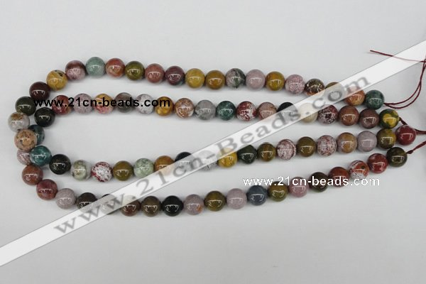 CAA229 15.5 inches 6mm round ocean agate gemstone beads wholesale