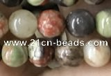 CAA2371 15.5 inches 6mm round ocean agate beads wholesale