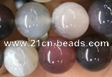 CAA2381 15.5 inches 10mm round Botswana agate beads wholesale