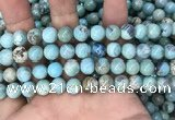CAA2750 15.5 inches 8mm round agate gemstone beads wholesale