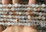 CAA3597 15.5 inches 6mm round dendritic agate beads wholesale