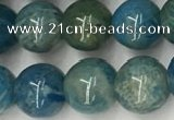 CAA3978 15.5 inches 8mm round chrysanthemum agate beads