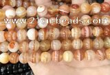 CAA4952 15.5 inches 10mm round Madagascar agate beads wholesale