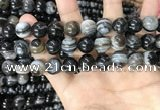 CAA4960 15.5 inches 10mm round Madagascar agate beads wholesale