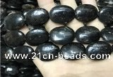 CAE302 15.5 inches 22*30mm oval astrophyllite beads wholesale