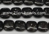 CAE77 15.5 inches 12*12mm square astrophyllite beads wholesale