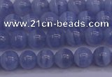 CAG5971 15.5 inches 6mm round blue lace agate beads wholesale