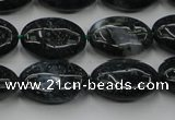 CAG6789 15.5 inches 10*14mm oval Indian agate beads wholesale