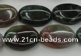 CAG6797 15.5 inches 13*18mm oval Indian agate beads wholesale