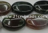 CAG6798 15.5 inches 15*20mm oval Indian agate beads wholesale
