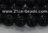 CAG8675 15.5 inches 6mm round matte tibetan agate gemstone beads