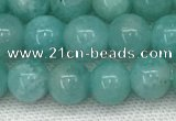 CAM1691 15.5 inches 6mm round natural amazonite gemstone beads