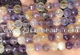 CAN254 15.5 inches 10mm pumpkin ametrine gemstone beads