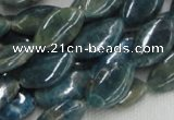 CAP04 16 inches 12*19mm marquise apatite gemstone beads wholesale