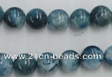 CAP204 15.5 inches 10mm round natural apatite gemstone beads