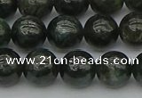 CAP513 15.5 inches 10mm round green apatite gemstone beads