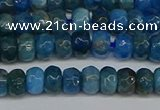 CAP528 15.5 inches 3*5mm faceted rondelle apatite gemstone beads