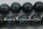 CAP56 15.5 inches 14mm round dyed apatite gemstone beads wholesale