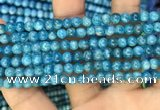 CAP605 15.5 inches 5mm round natural apatite gemstone beads
