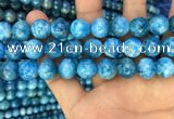 CAP609 15.5 inches 12mm round natural apatite gemstone beads