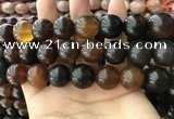 CAR225 15.5 inches 17mm round natural amber beads wholesale