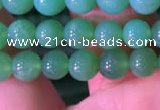 CAU370 15.5 inches 4mm round Australia chrysoprase beads