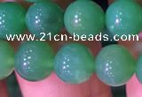 CAU374 15.5 inches 8mm round Australia chrysoprase beads