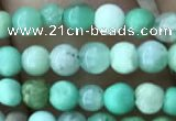CAU420 15.5 inches 4mm round Australia chrysoprase beads