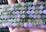 CAU473 15.5 inches 8mm round Australia chrysoprase beads