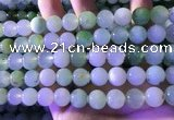 CAU474 15.5 inches 11mm round Australia chrysoprase beads
