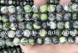 CAU526 15.5 inches 10mm round Chinese chrysoprase beads