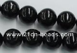 CBT03 16 inches 14mm round natural biotite beads wholesale