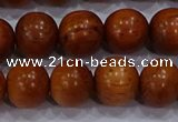 CBW504 15.5 inches 12mm round bayong wood beads wholesale