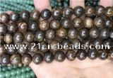CBZ621 15.5 inches 10mm round bronzite beads wholesale