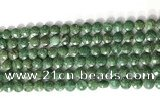 CCB752 15.5 inches 8mm faceted coin gemstone beads