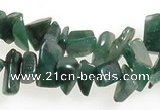 CCH25 34 inches african jade chips gemstone beads wholesale