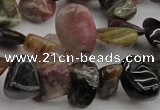CCH616 15.5 inches 6*8mm - 10*14mm amethyst chips gemstone beads