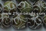 CCJ306 15.5 inches 16mm round China jade beads wholesale