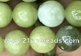 CCJ312 15.5 inches 8mm round China jade beads wholesale