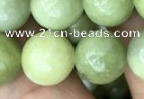 CCJ313 15.5 inches 10mm round China jade beads wholesale