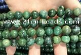 CCJ404 15.5 inches 12mm round west African jade beads wholesale