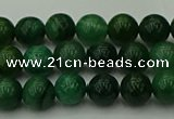 CCJ500 15.5 inches 4mm round African jade beads wholesale
