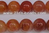 CCL06 15 inches 14mm round carnelian gemstone beads wholesale