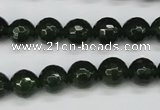 CCN1923 15 inches 10mm faceted round candy jade beads wholesale