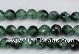 CCN1940 15 inches 4mm faceted round candy jade beads wholesale