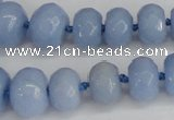 CCN2760 15.5 inches 5*8mm - 12*16mm faceted rondelle candy jade beads