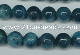 CCN2929 15.5 inches 10mm round candy jade beads wholesale