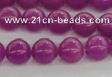 CCN4031 15.5 inches 10mm round candy jade beads wholesale